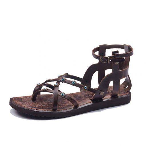 women's handmade leather sandals