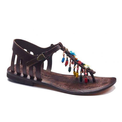 women's handmade leather chic sandals
