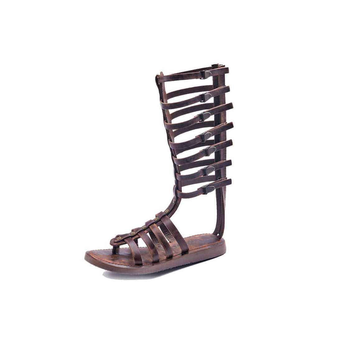 9fee6fa9876e Handmade Leather Gladiator Sandals- 100% Handmade Gladiator Sandals