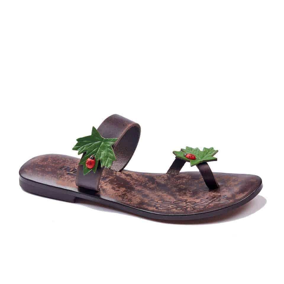 58847377bb302 Handmade Leather Flip Flops