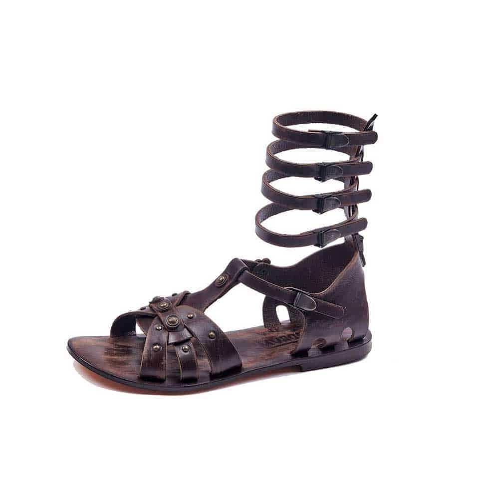ce824af4969 Handmade Leather Gladiator Sandals- 100% Handmade Gladiator Sandals