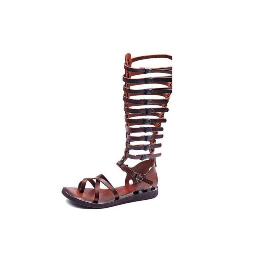 handmade leather gladiator brown womens sandals 622 1 850x850 - Home