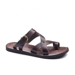 handmade leather mens sandals 1942 1 300x300 - Handmade Leather Bodrum Sandals Men