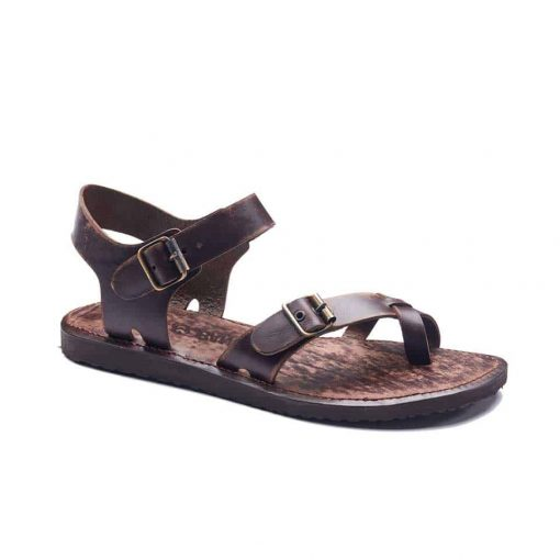 handmade leather mens sandals 1949 1 510x510 - Handmade Strappy Leather Bodrum Sandals For Mens