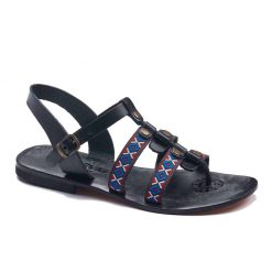 handmade leather womens black sandals 122 1 247x247 - Handmade Leather Bodrum Sandals Women