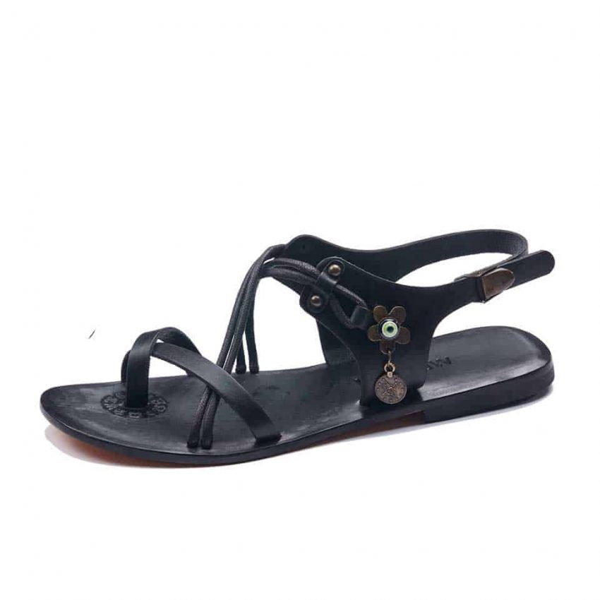 handmade leather womens black sandals 2361 1 850x850 - Home