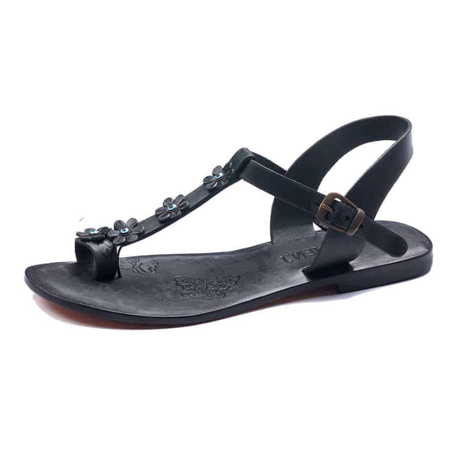 3333439c93033 Handmade Leather Bodrum Sandals Women