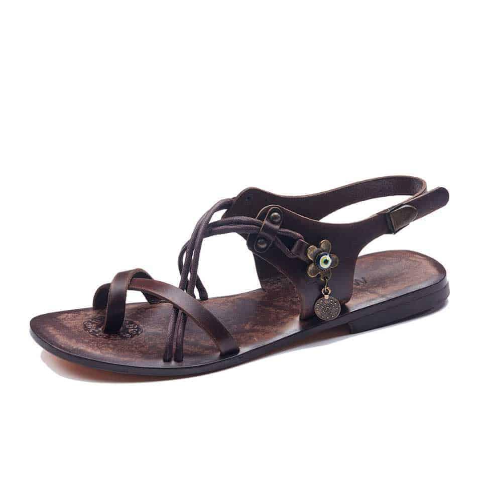 2497321f31da1 Handmade Leather Bodrum Sandals Women- 100% Handmade Sandals
