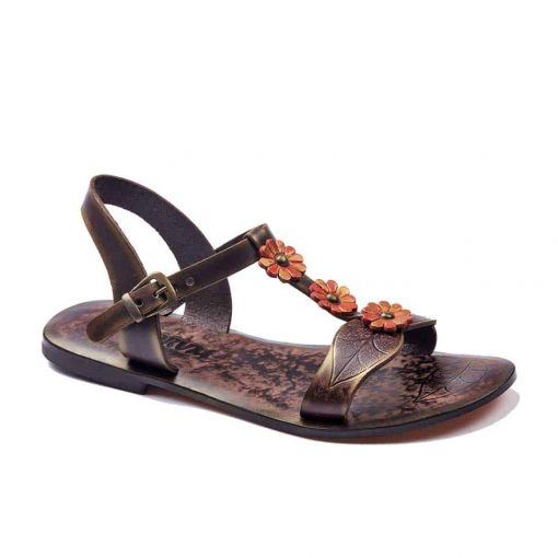 handmade leather womens sandals 631 1 510x510 - Handmade Leather Bodrum Sandals Women