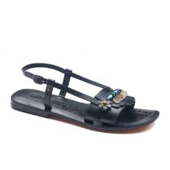 handmade leather womens sandals 715 1 247x247 - Handmade Leather Bodrum Sandals Women