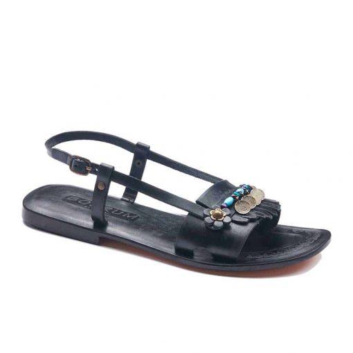 handmade leather womens sandals 715 1 510x510 - Handmade Leather Bodrum Sandals Women