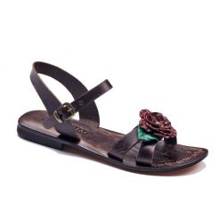 handmade leather womens sandals 717 1 247x247 - Handmade Leather Bodrum Sandals Women
