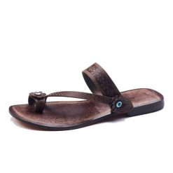 handmade leather womens sandals brown 248 2 247x247 - Home