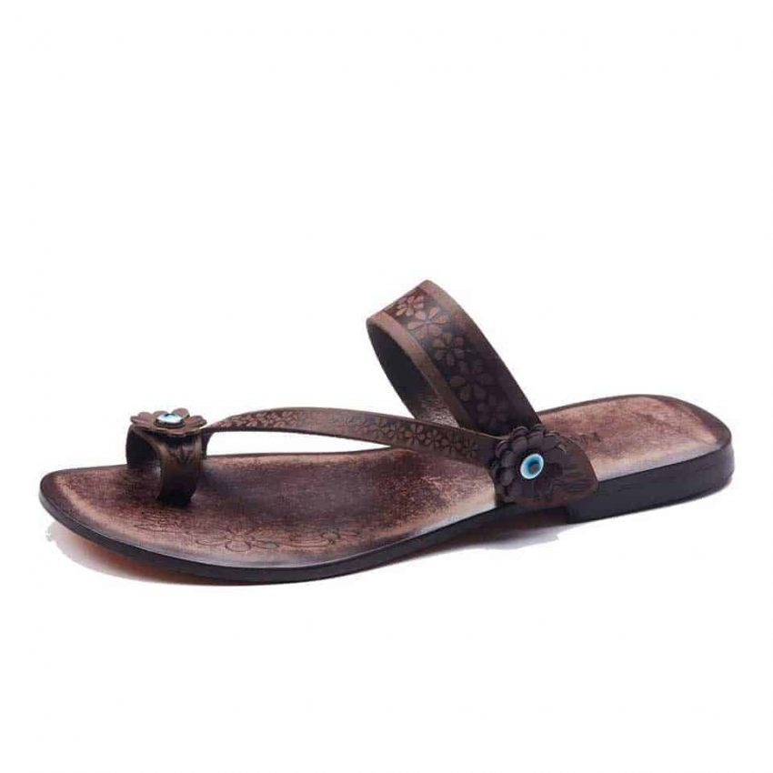 handmade leather womens sandals brown 248 2 850x850 - Home