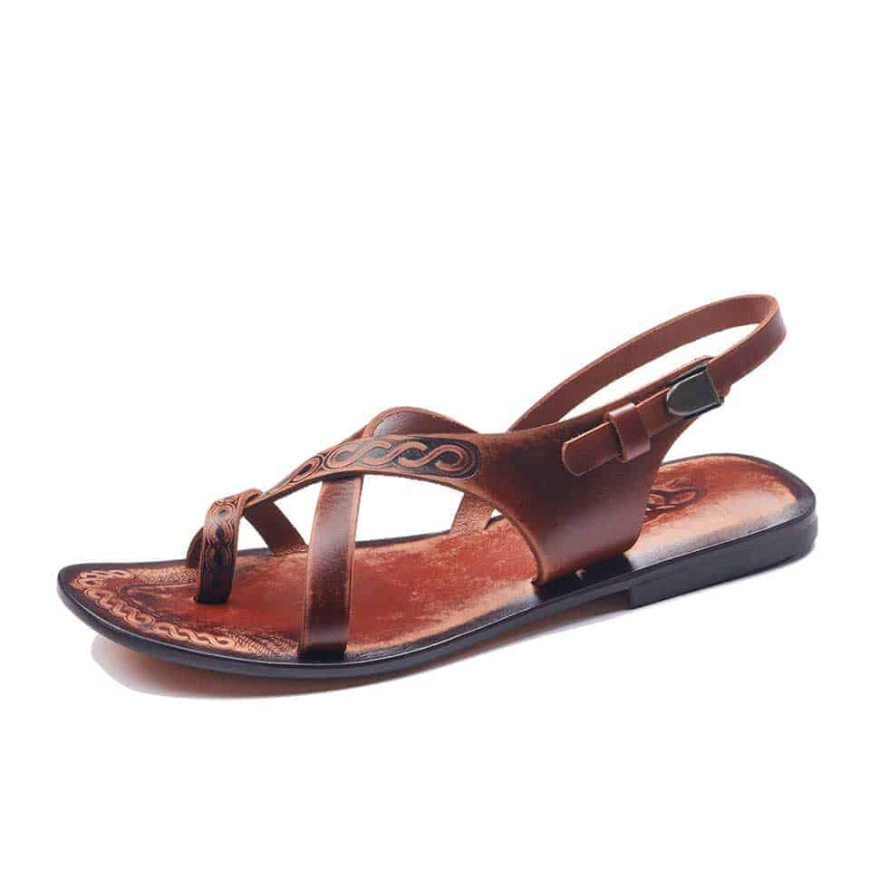 2b1ec4bf43d9 Handmade Leather Bodrum Sandals Women - Chic   Cheap Sandals