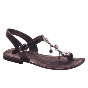 handmade sandals 1 1 300x300 - Handmade Leather Ankle Wrap Womens Sandals