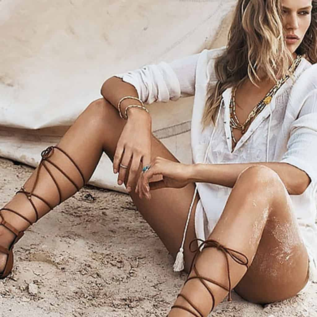 leather sandals 1 - Leather Sandals