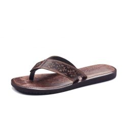 buy mens leather flip flops brown leather flip flops 247x247 - Home