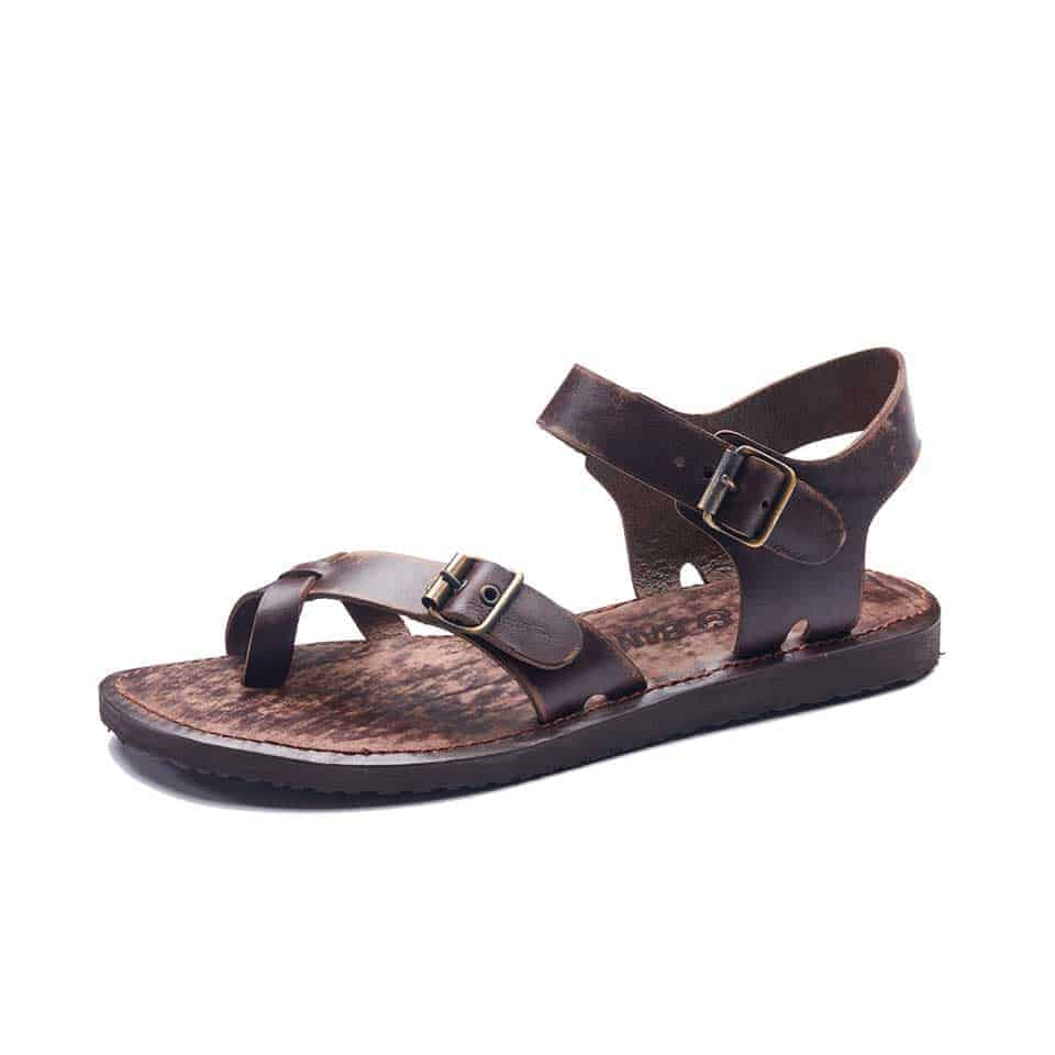 94dd5ca35a74 Handmade Leather Bodrum Sandals- Best Mens Strappy Leather Sandals.