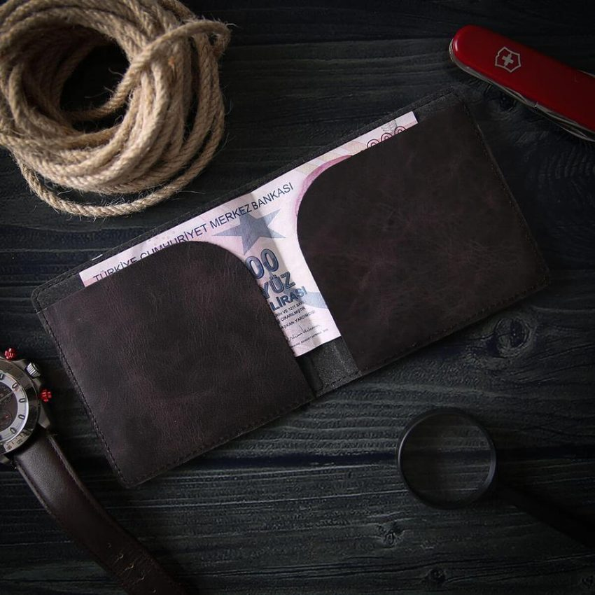 mens wallet online black wallet