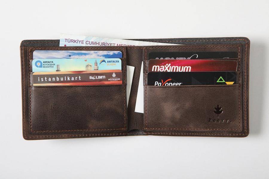 New York Leather Mens Bifold Wallet 15 - New York Leather Mens Bifold Wallet