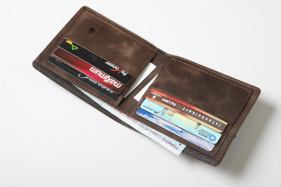 New York Leather Mens Bifold Wallet 24 - New York Leather Mens Bifold Wallet