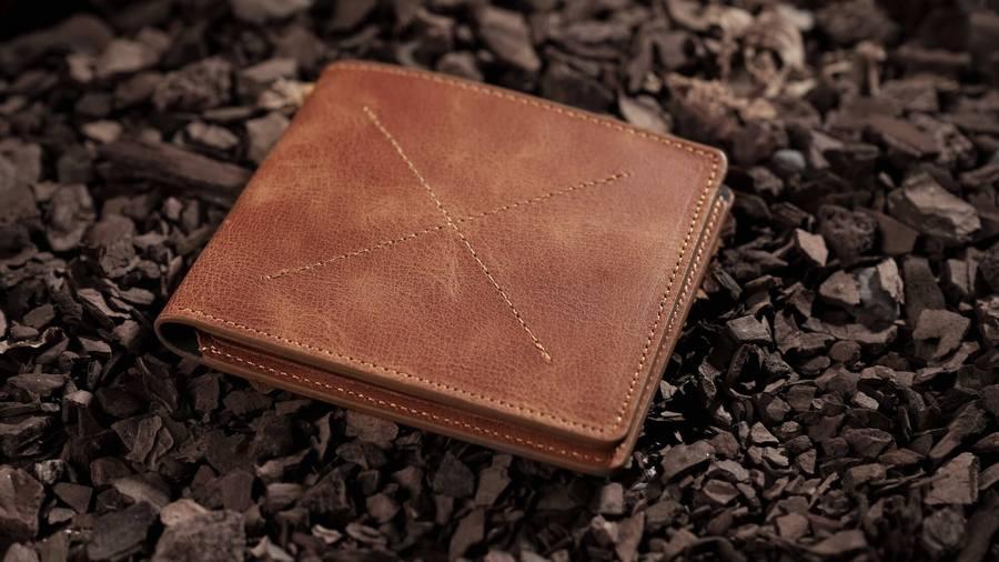 New York Leather Mens Bifold Wallet 25 - New York Leather Mens Bifold Wallet