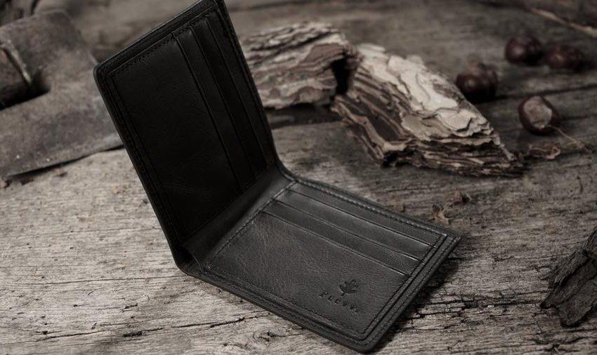 best leather bifold wallet
