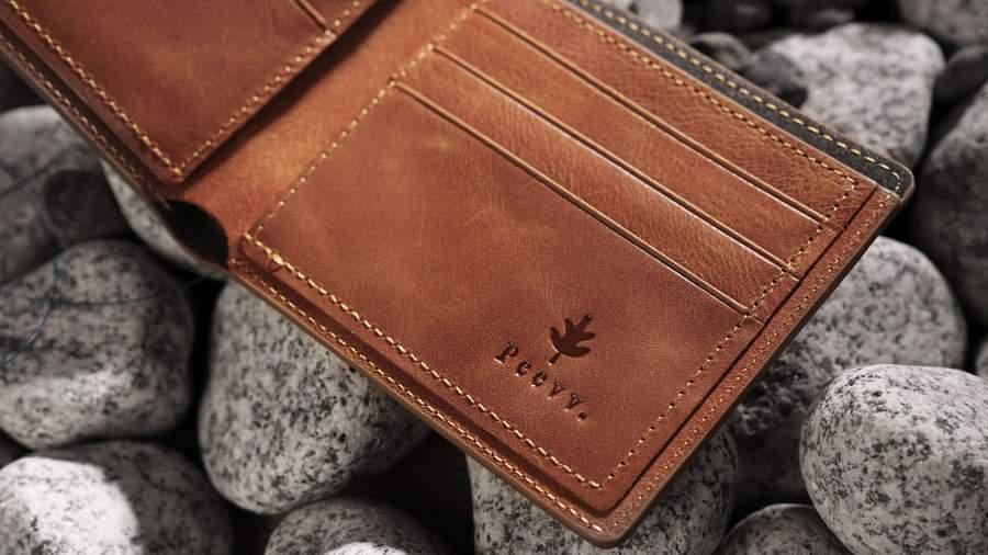 New York Leather Mens Bifold Wallet 3 - New York Leather Mens Bifold Wallet