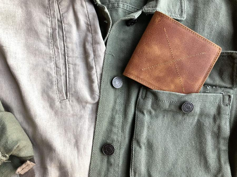 New York Leather Mens Bifold Wallet 32 - New York Leather Mens Bifold Wallet