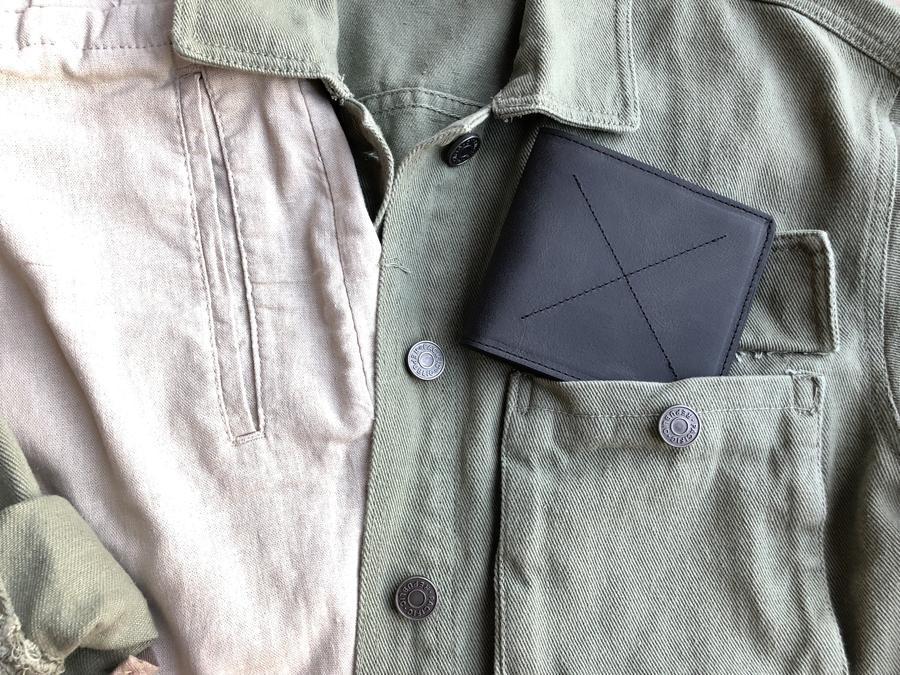minimalist wallet men
