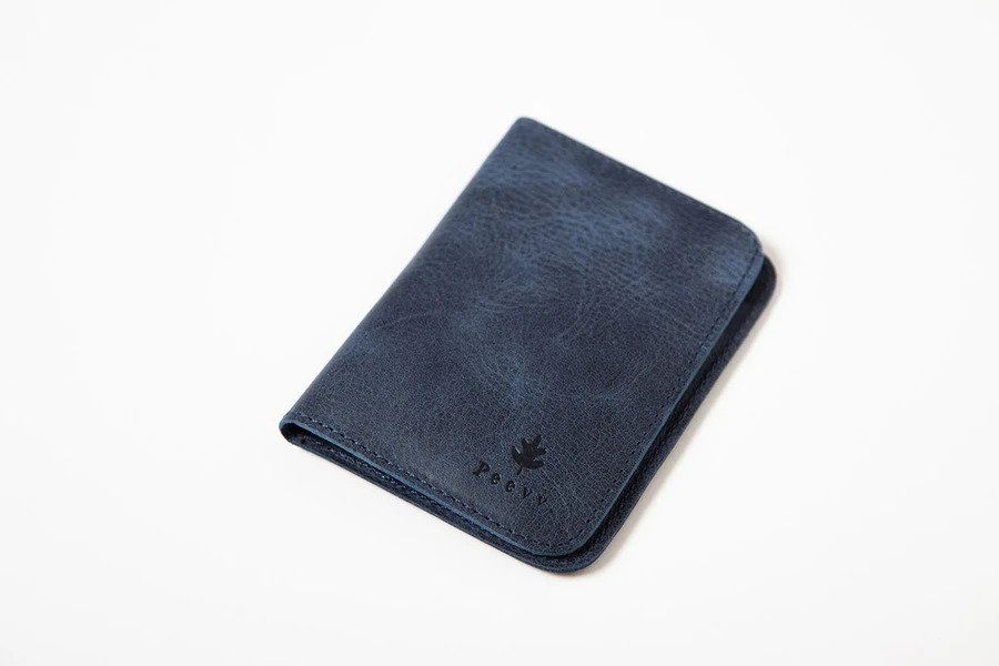 Swiss Wallet Slim and Minimal Mens Leather Wallet 2 - Swiss Wallet - Slim and Minimal Men's Leather Wallet